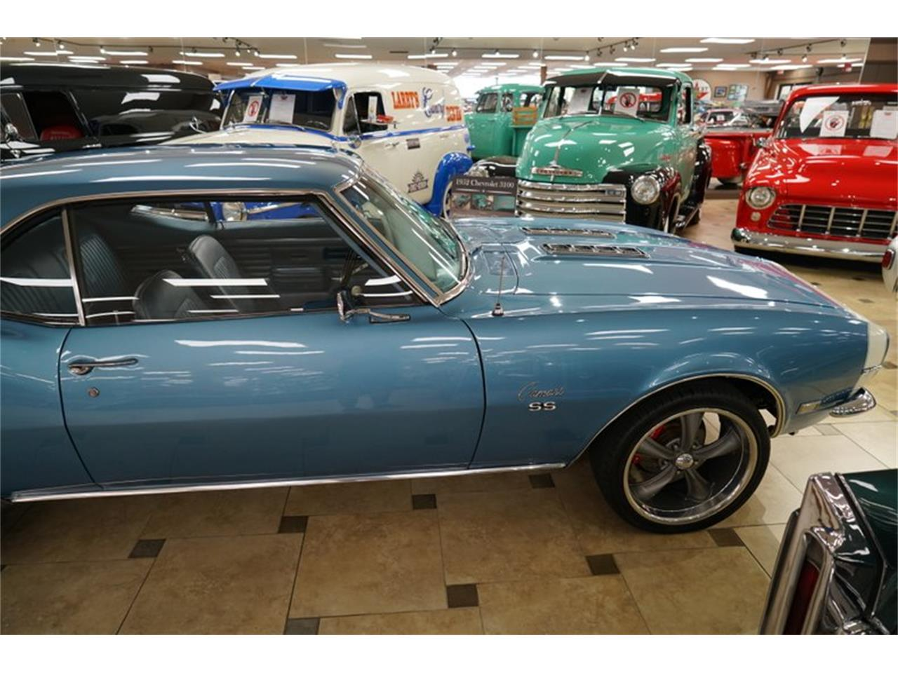 Large Picture of 1968 Chevrolet Camaro Auction Vehicle Offered by Ideal Classic Cars - PWIV