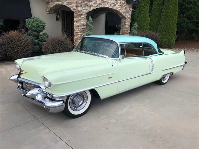 Picture of Classic 1956 Cadillac DeVille located in Taylorsville North Carolina - $26,900.00 - PQL4