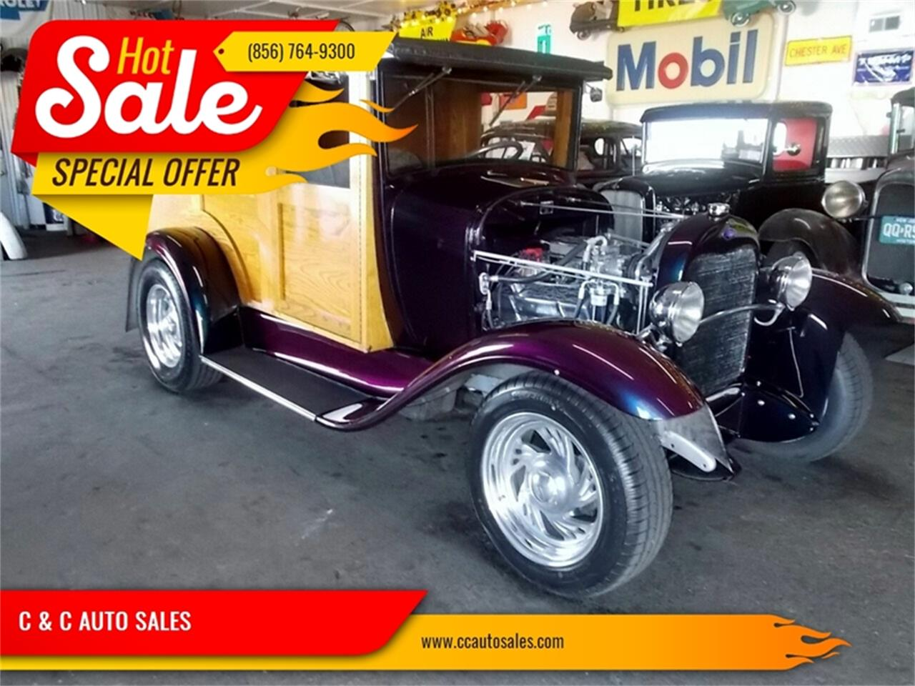 Large Picture of Classic 1929 Ford Model A located in New Jersey - $24,995.00 - PQL5