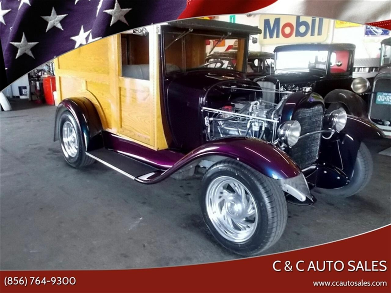 Large Picture of 1929 Model A Offered by C & C Auto Sales - PQL5