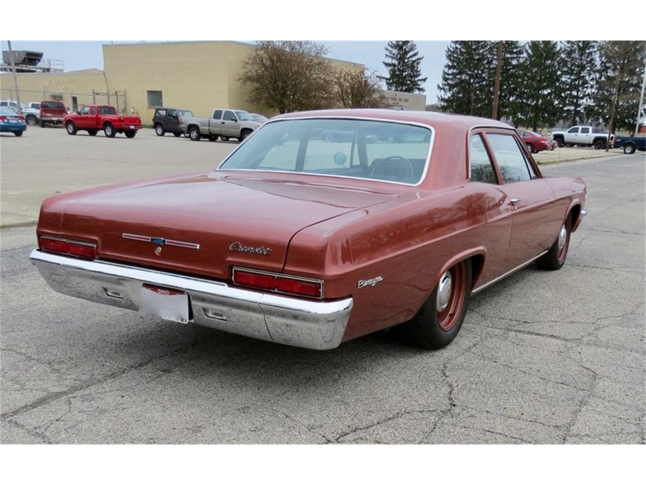 Large Picture of 1966 Chevrolet Biscayne located in Ohio - $34,000.00 Offered by Classic Car Connection - PWJK