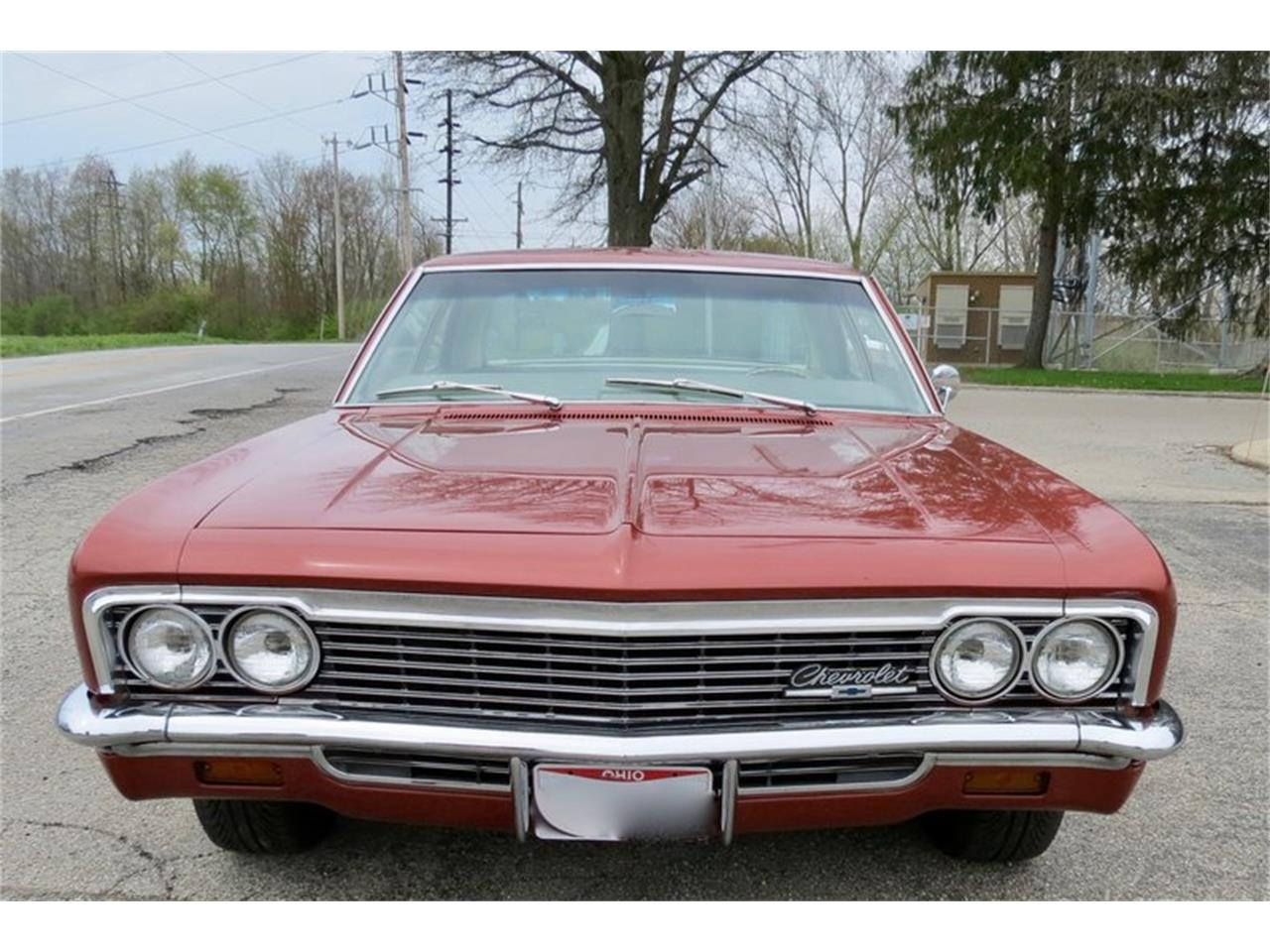 Large Picture of '66 Biscayne Offered by Classic Car Connection - PWJK