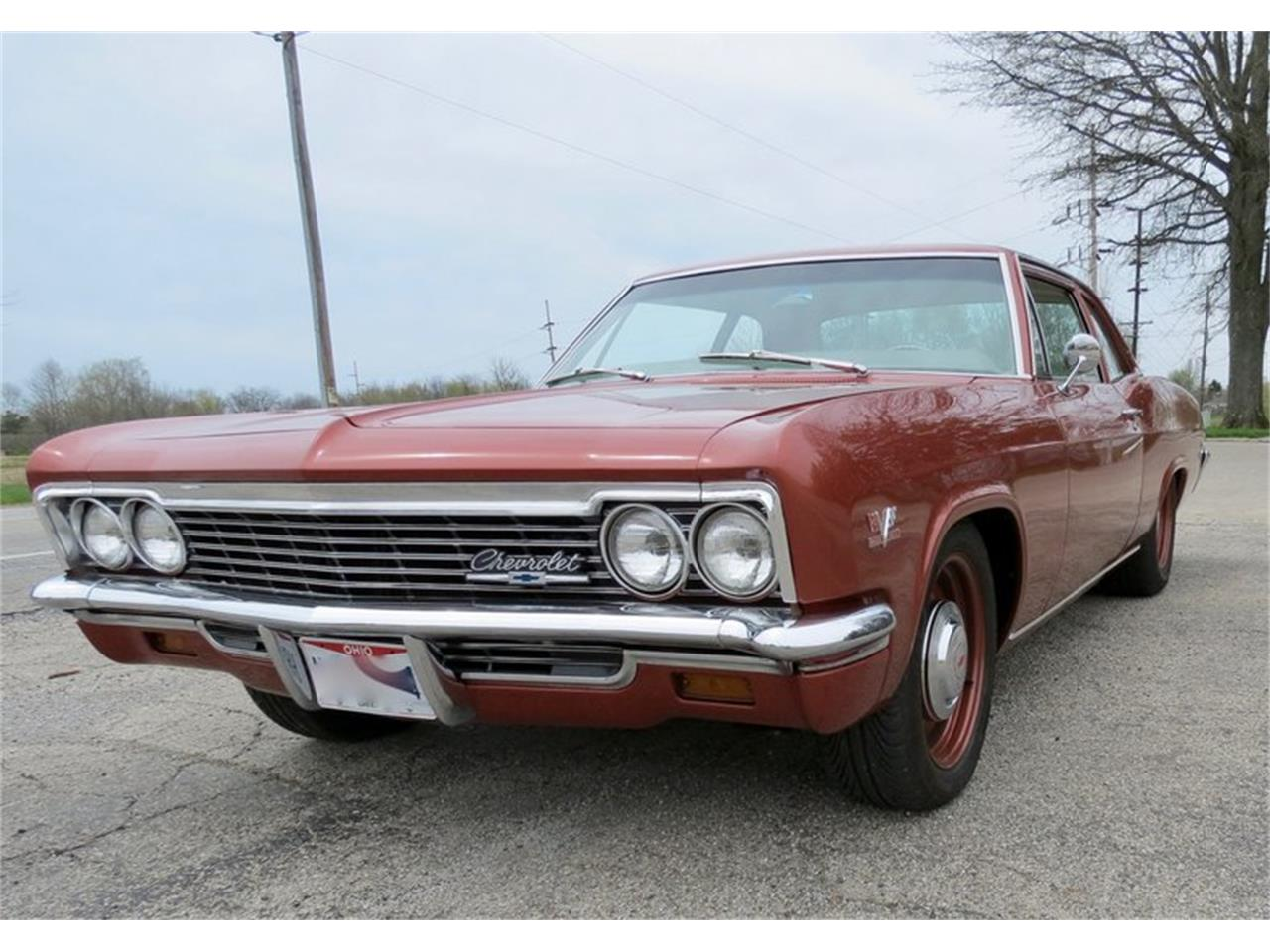 Large Picture of '66 Chevrolet Biscayne - PWJK