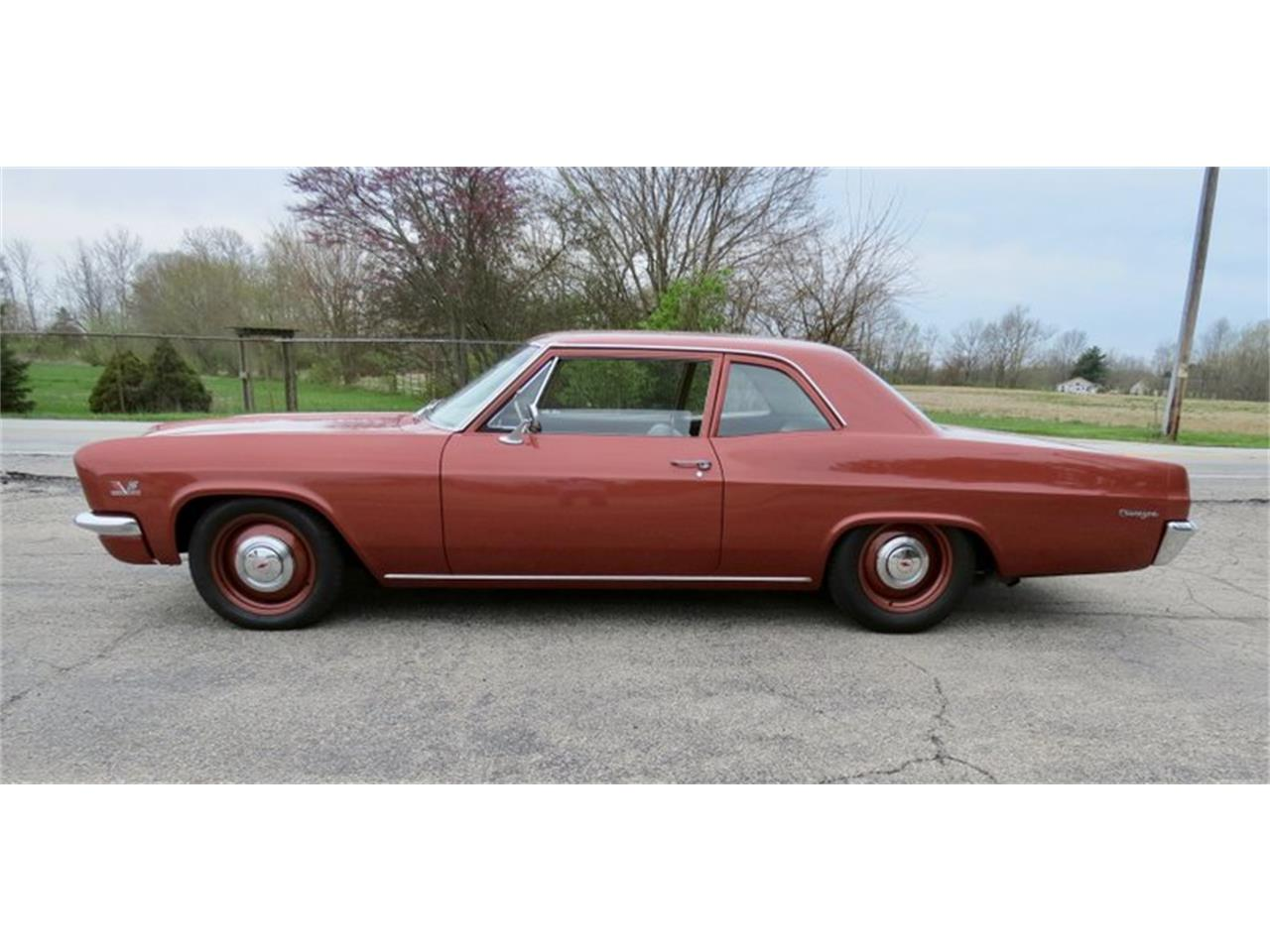 Large Picture of Classic '66 Biscayne - PWJK