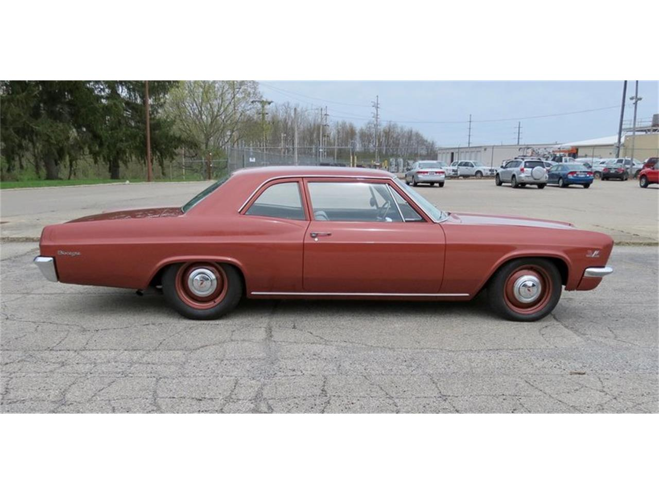 Large Picture of 1966 Biscayne located in Dayton Ohio Offered by Classic Car Connection - PWJK