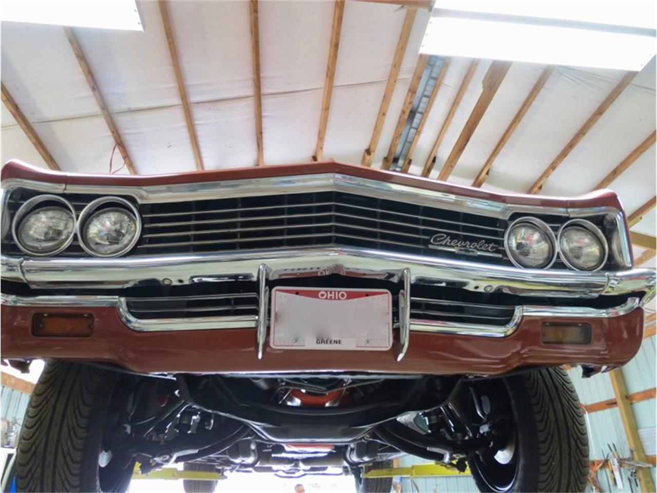 Large Picture of Classic '66 Chevrolet Biscayne - PWJK