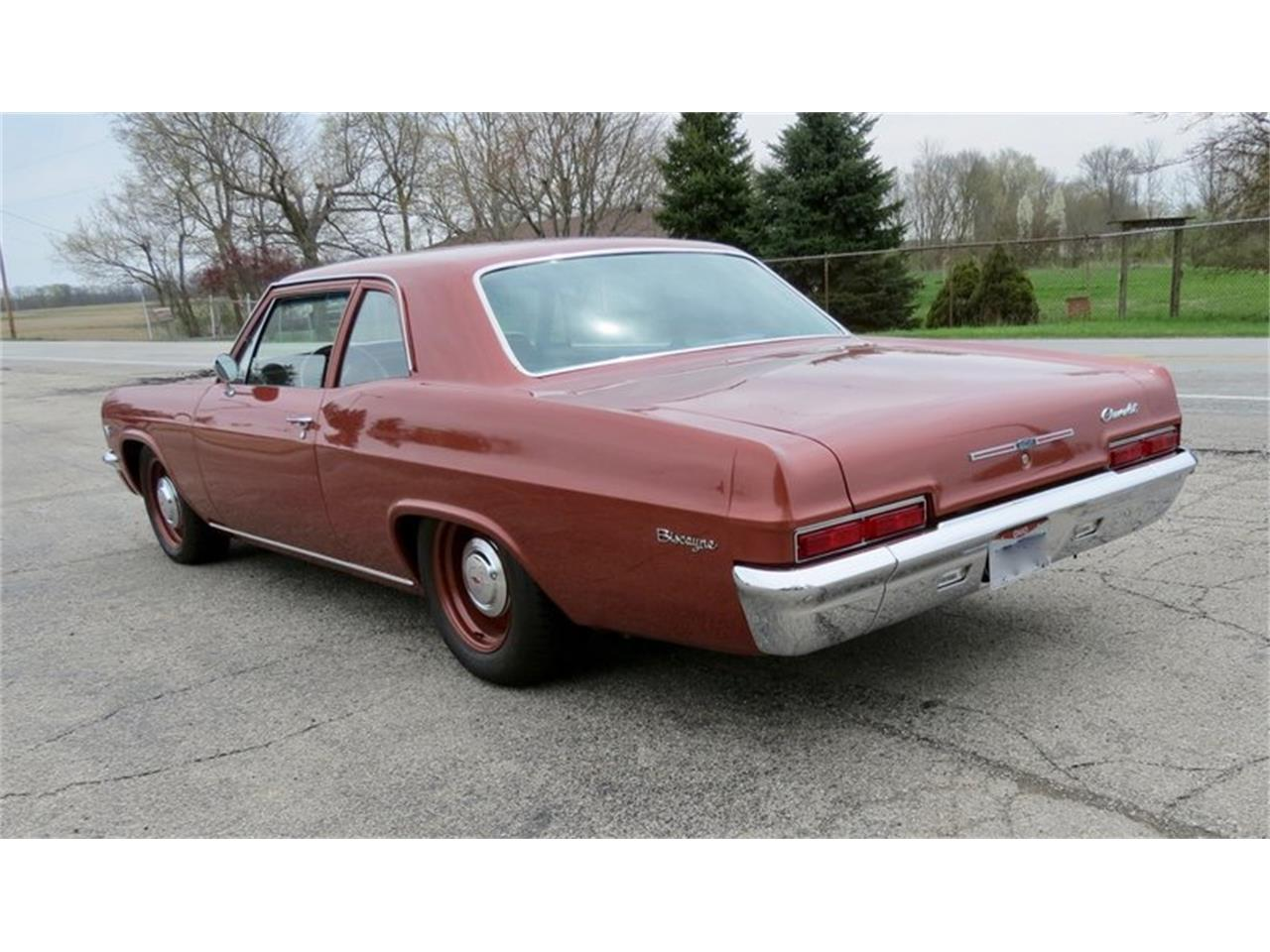 Large Picture of Classic '66 Biscayne - $34,000.00 Offered by Classic Car Connection - PWJK
