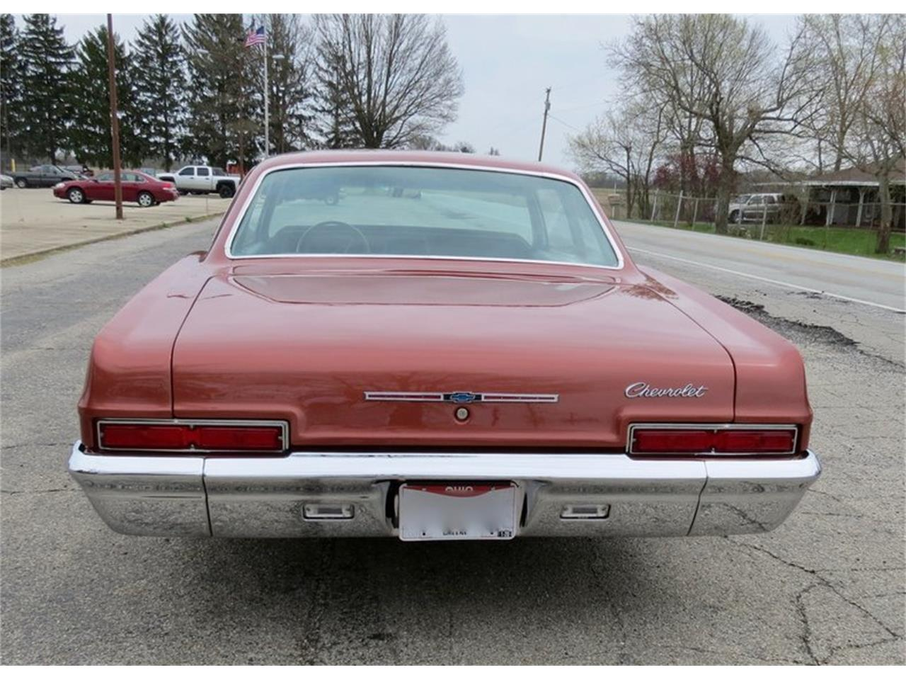 Large Picture of Classic 1966 Chevrolet Biscayne located in Ohio - $34,000.00 Offered by Classic Car Connection - PWJK