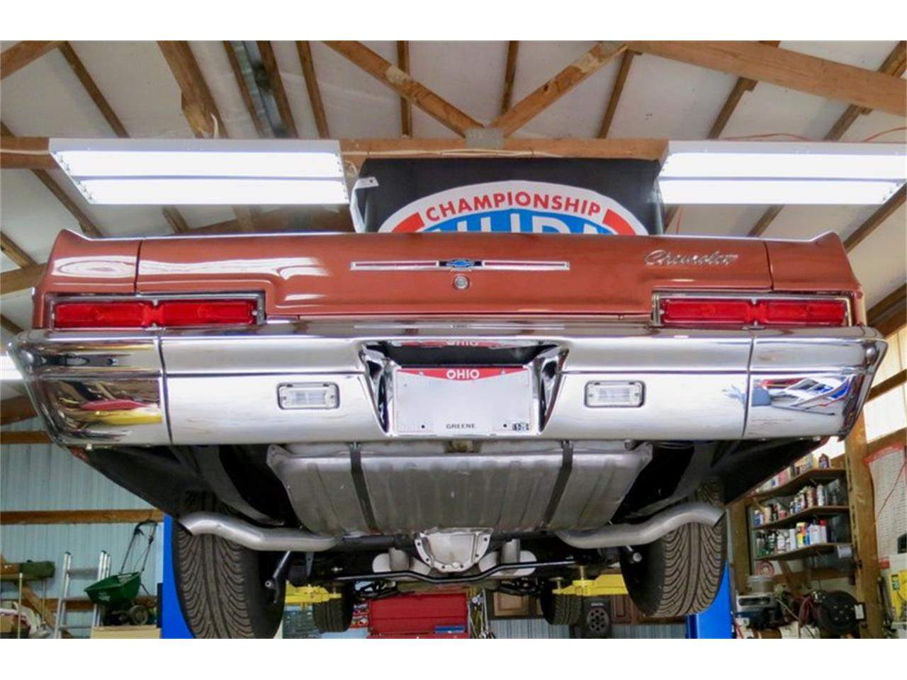 Large Picture of Classic '66 Chevrolet Biscayne located in Ohio - $34,000.00 - PWJK