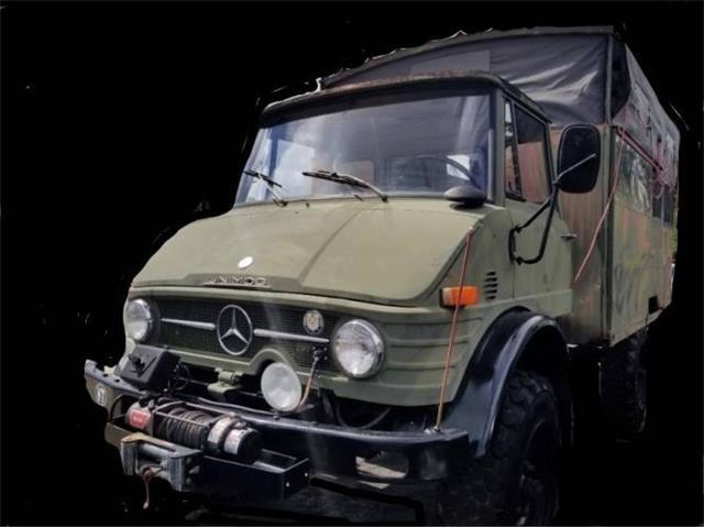 Picture of '72 Unimog - PWJM