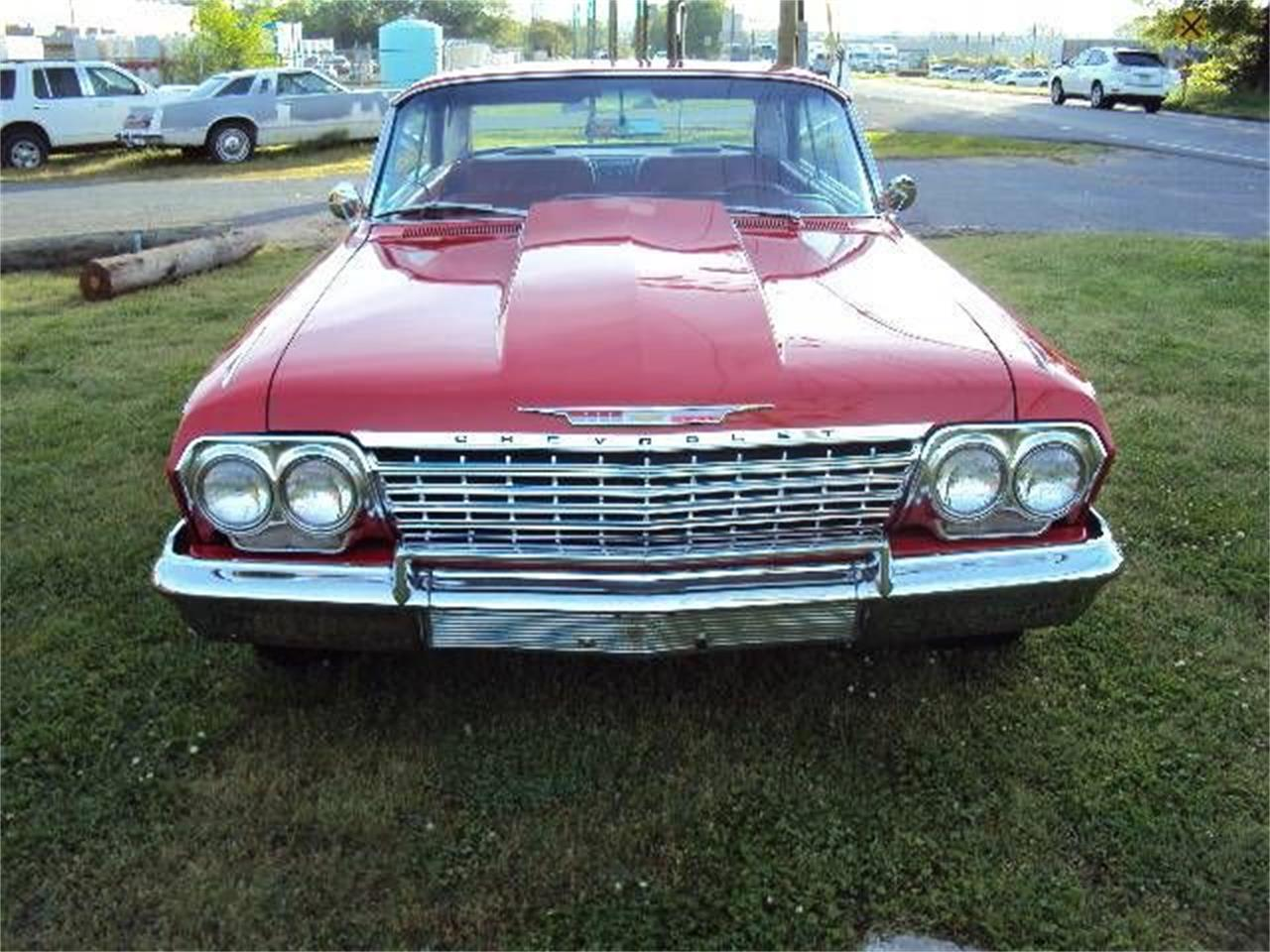 Large Picture of 1962 Chevrolet Impala located in Cadillac Michigan - $35,995.00 Offered by Classic Car Deals - PWJQ