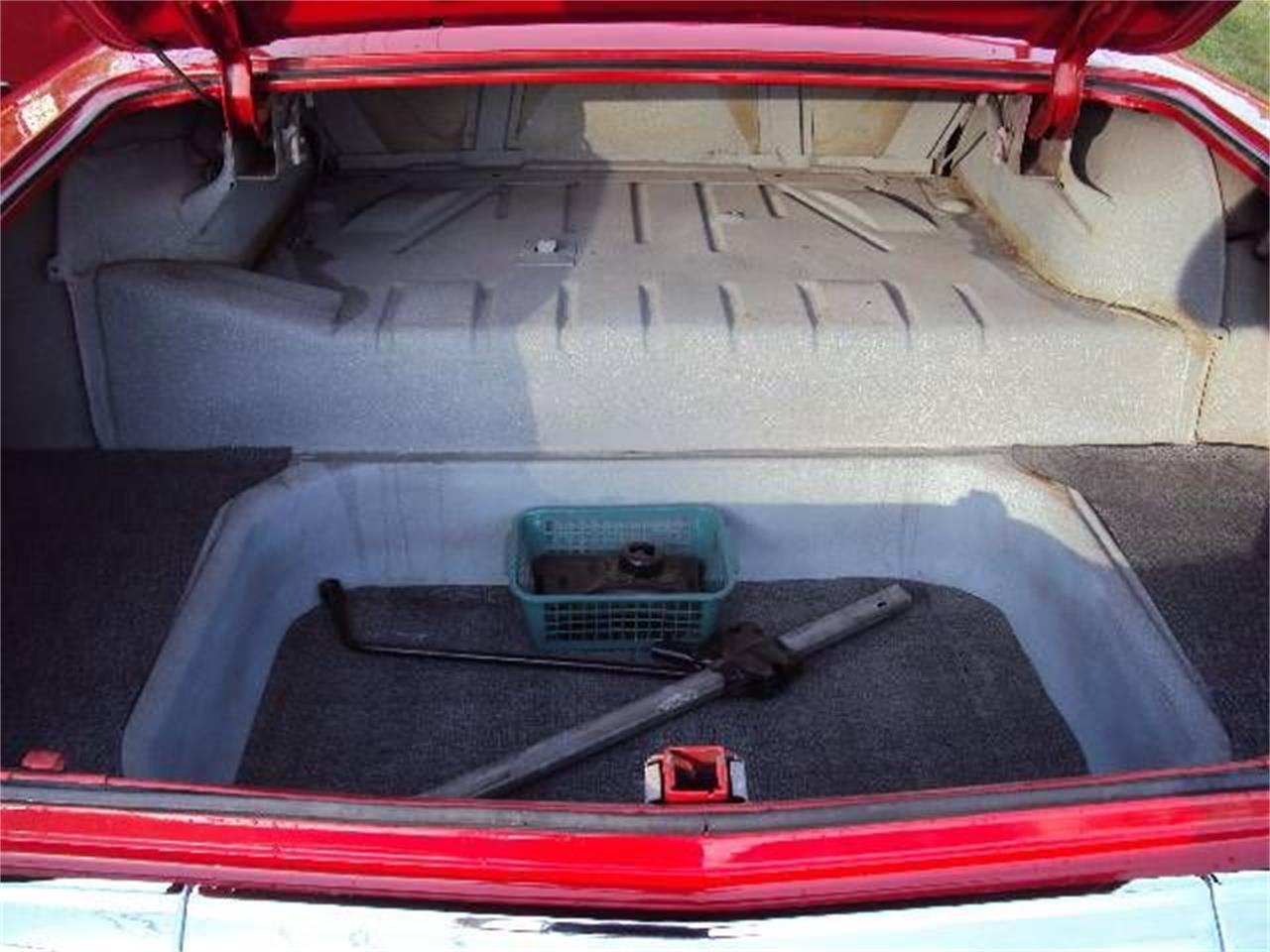 Large Picture of 1962 Impala - PWJQ