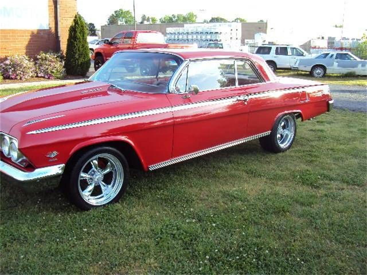 Large Picture of Classic '62 Impala - $35,995.00 - PWJQ