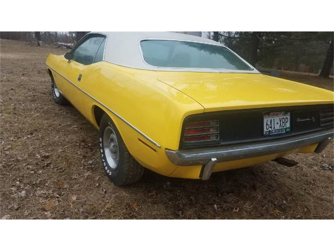 Large Picture of '70 Barracuda - PWJW