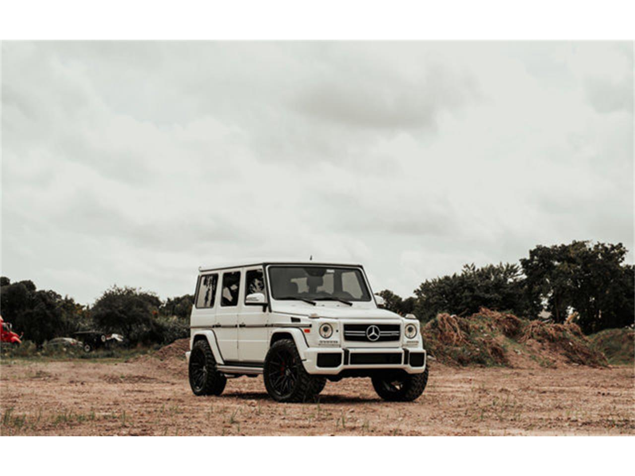 Large Picture of '16 G-Class - PQL7