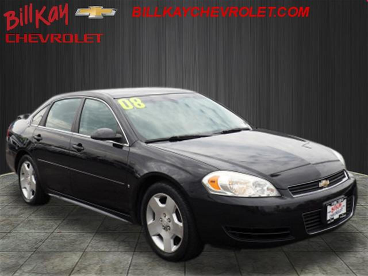 For Sale 2008 Chevrolet Impala In Downers Grove Illinois