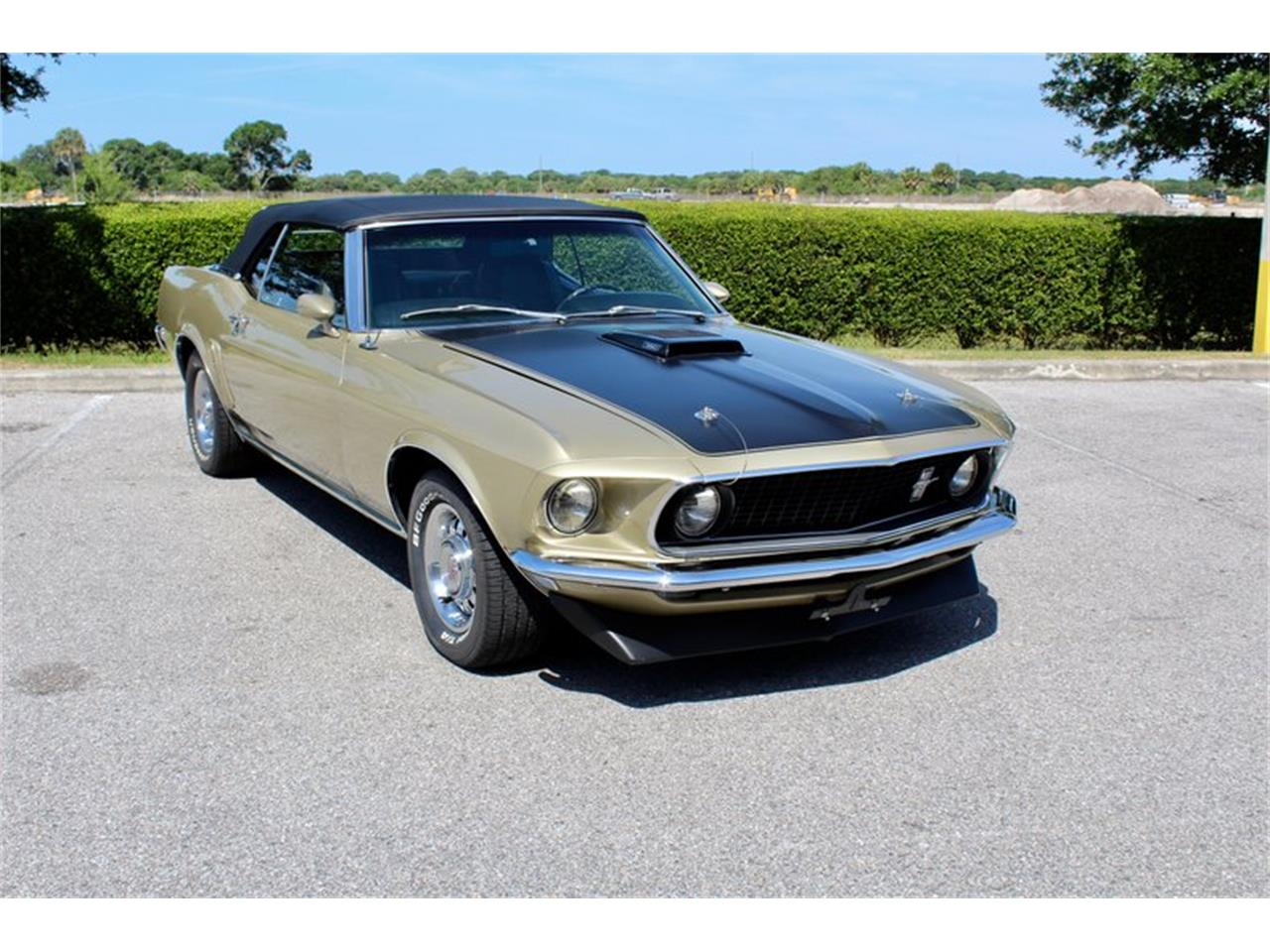 Large Picture of '69 Mustang - PWK7