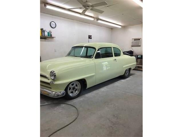 picture of '53 cranbrook - pwke · 1953 plymouth cranbrook