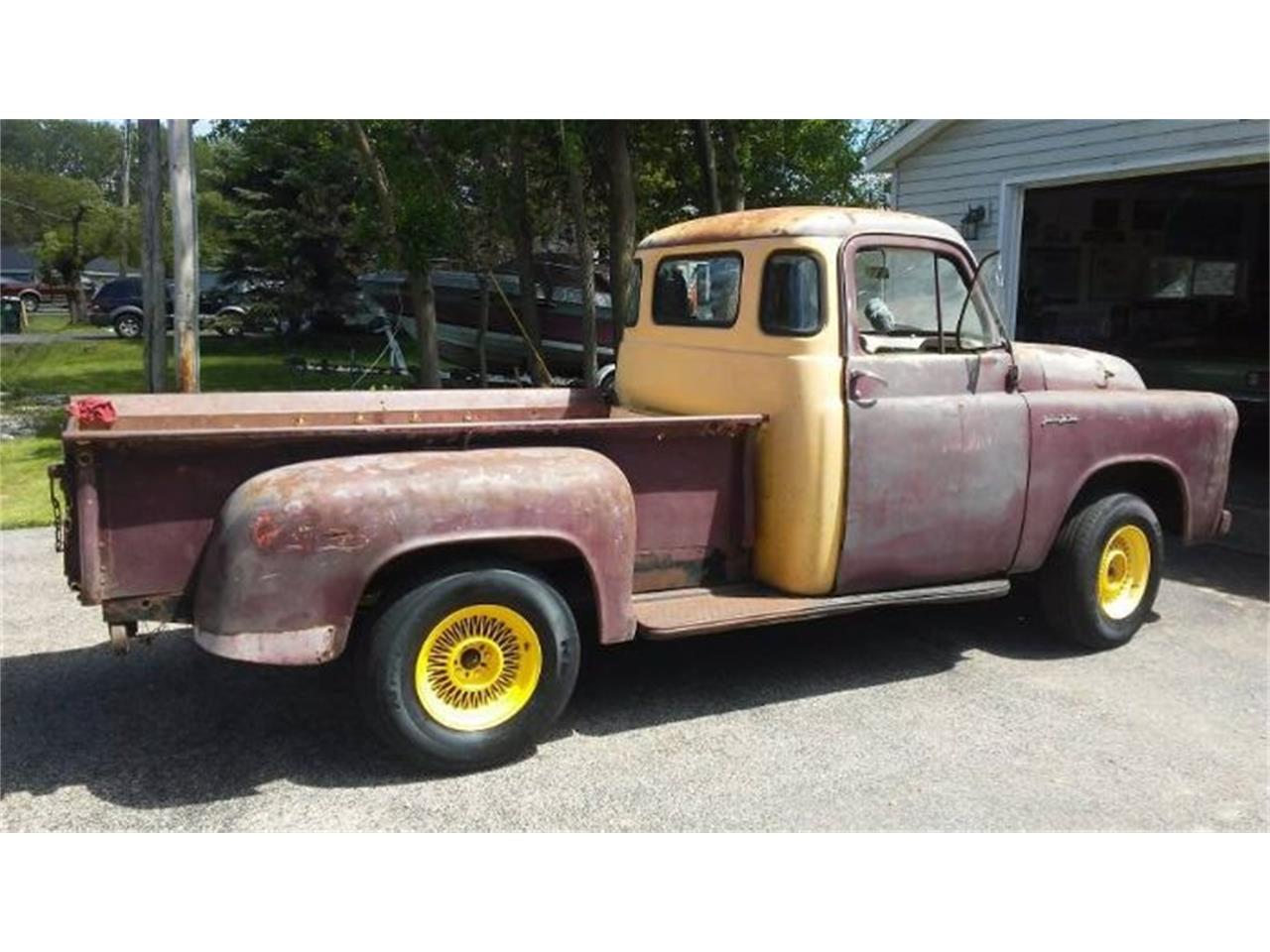 Large Picture of Classic '54 Dodge Pickup located in Cadillac Michigan - $6,495.00 Offered by Classic Car Deals - PWKG
