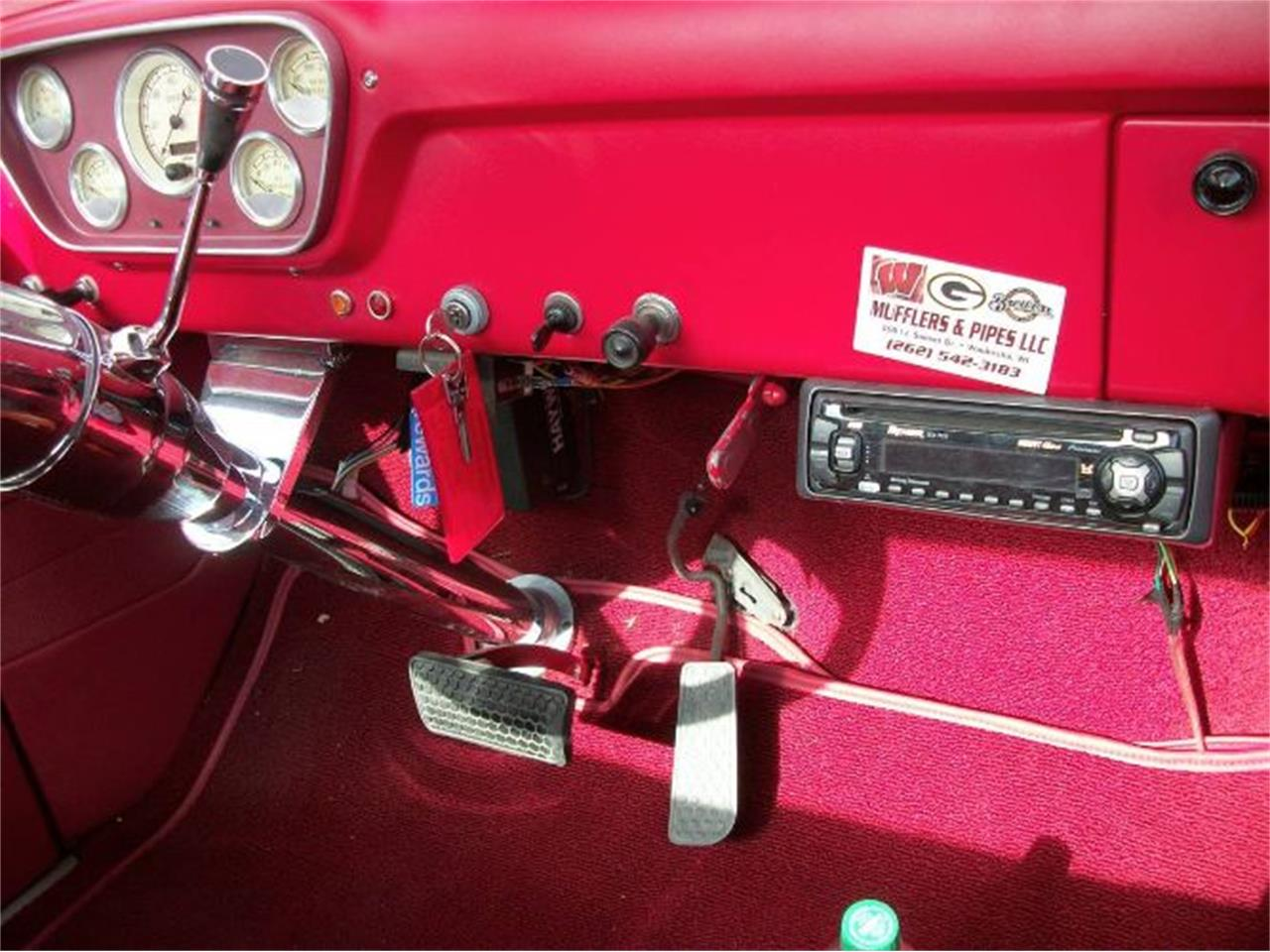 Large Picture of '54 F100 - PWKI