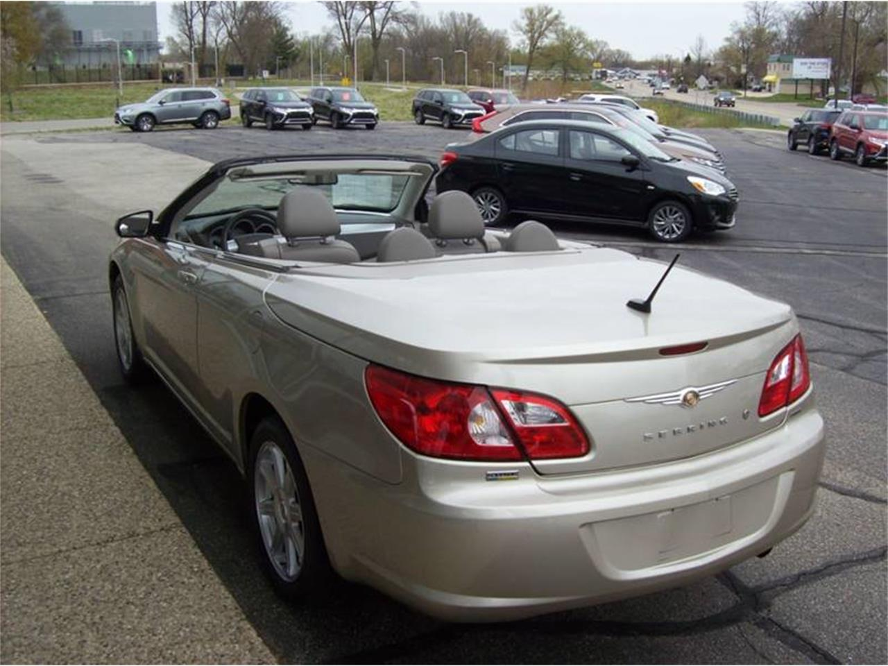 Large Picture of '08 Sebring - PWKS
