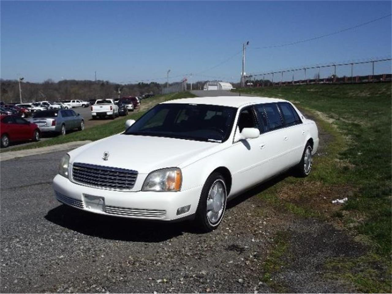 Large Picture of '01 Cadillac DeVille - PWKW
