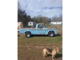 Picture of Classic 1971 D100 located in Cadillac Michigan - $6,495.00 Offered by Classic Car Deals - PWKZ