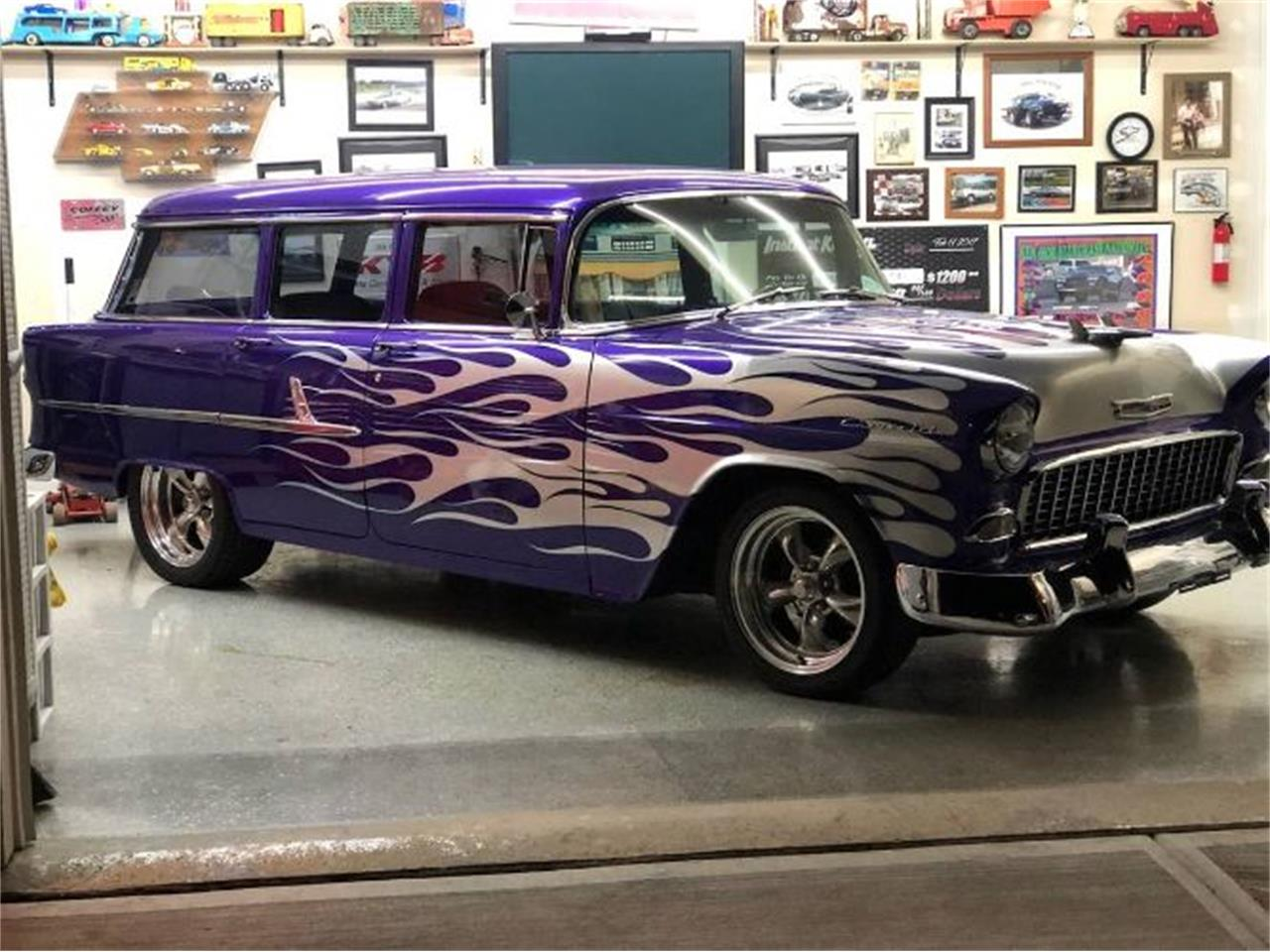 Large Picture of '55 Station Wagon - PWL2