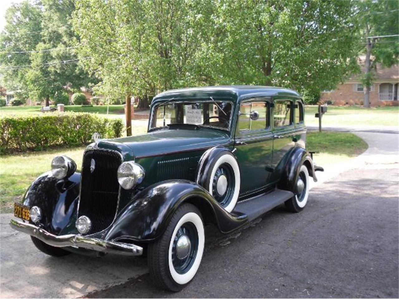 Large Picture of '34 Sedan - PWL8