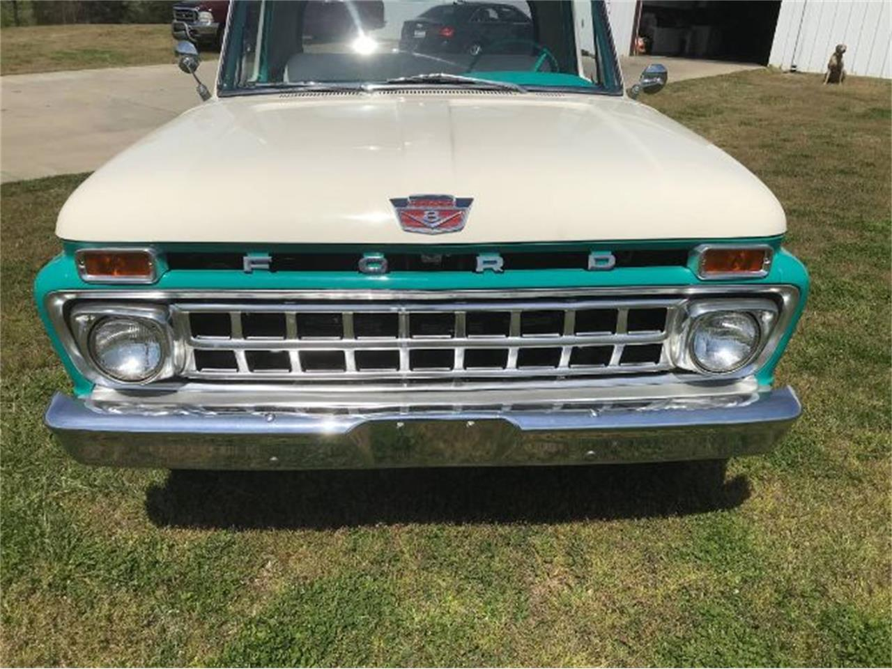 Large Picture of '65 Pickup - PWLK