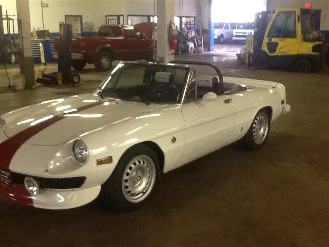 Large Picture of 1979 Fiat Spider Offered by Carlisle Auctions - PWLT