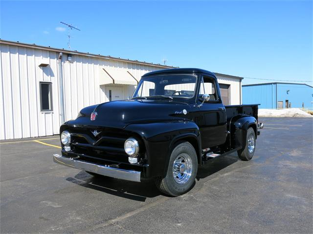 Picture of Classic '55 F250 - $44,000.00 Offered by  - PQLE