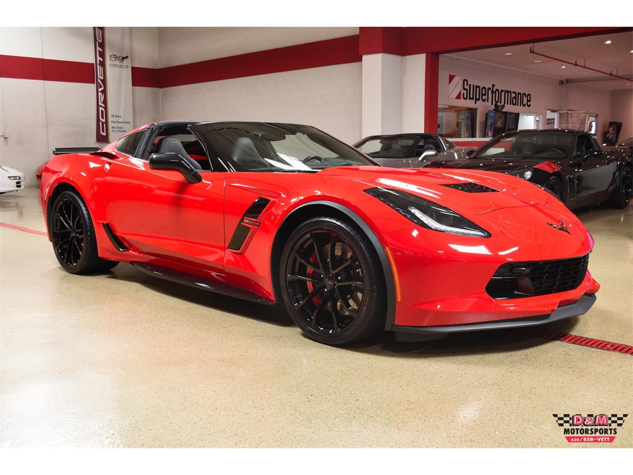 Large Picture of 2018 Corvette located in Glen Ellyn Illinois - $61,995.00 - PWM3
