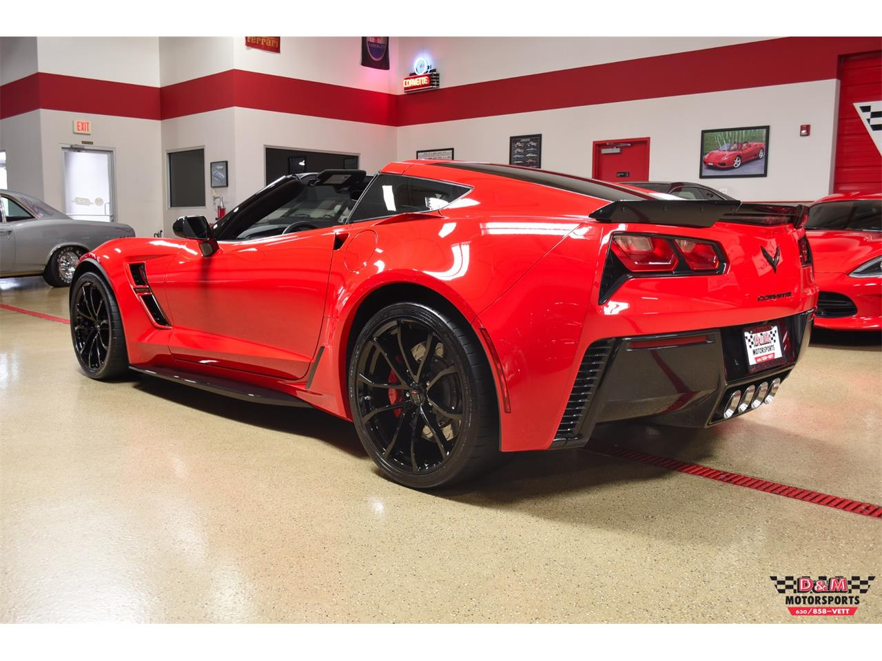 Large Picture of 2018 Chevrolet Corvette located in Illinois - PWM3