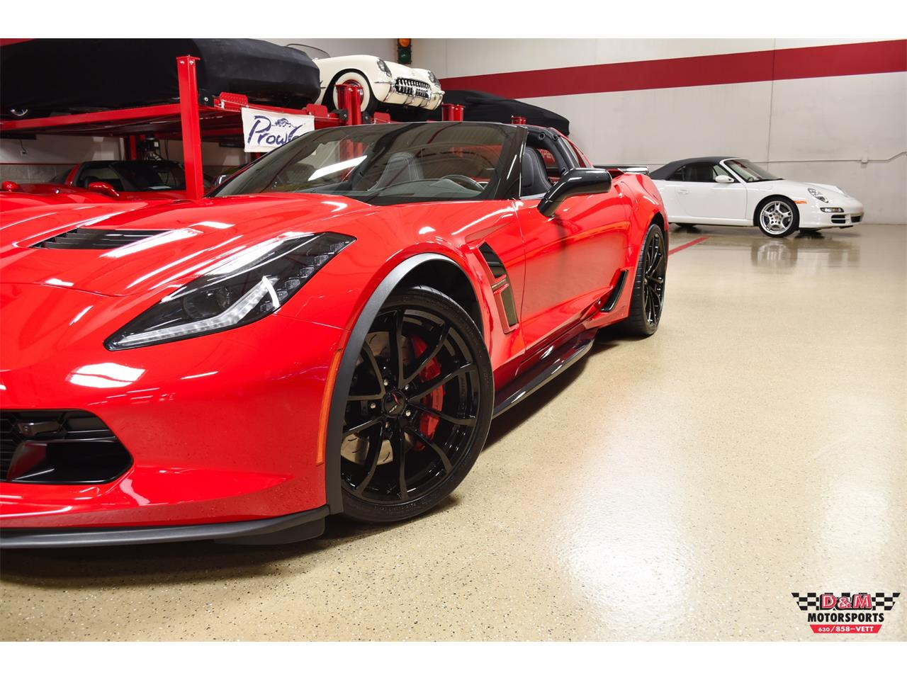 Large Picture of '18 Chevrolet Corvette - $61,995.00 - PWM3