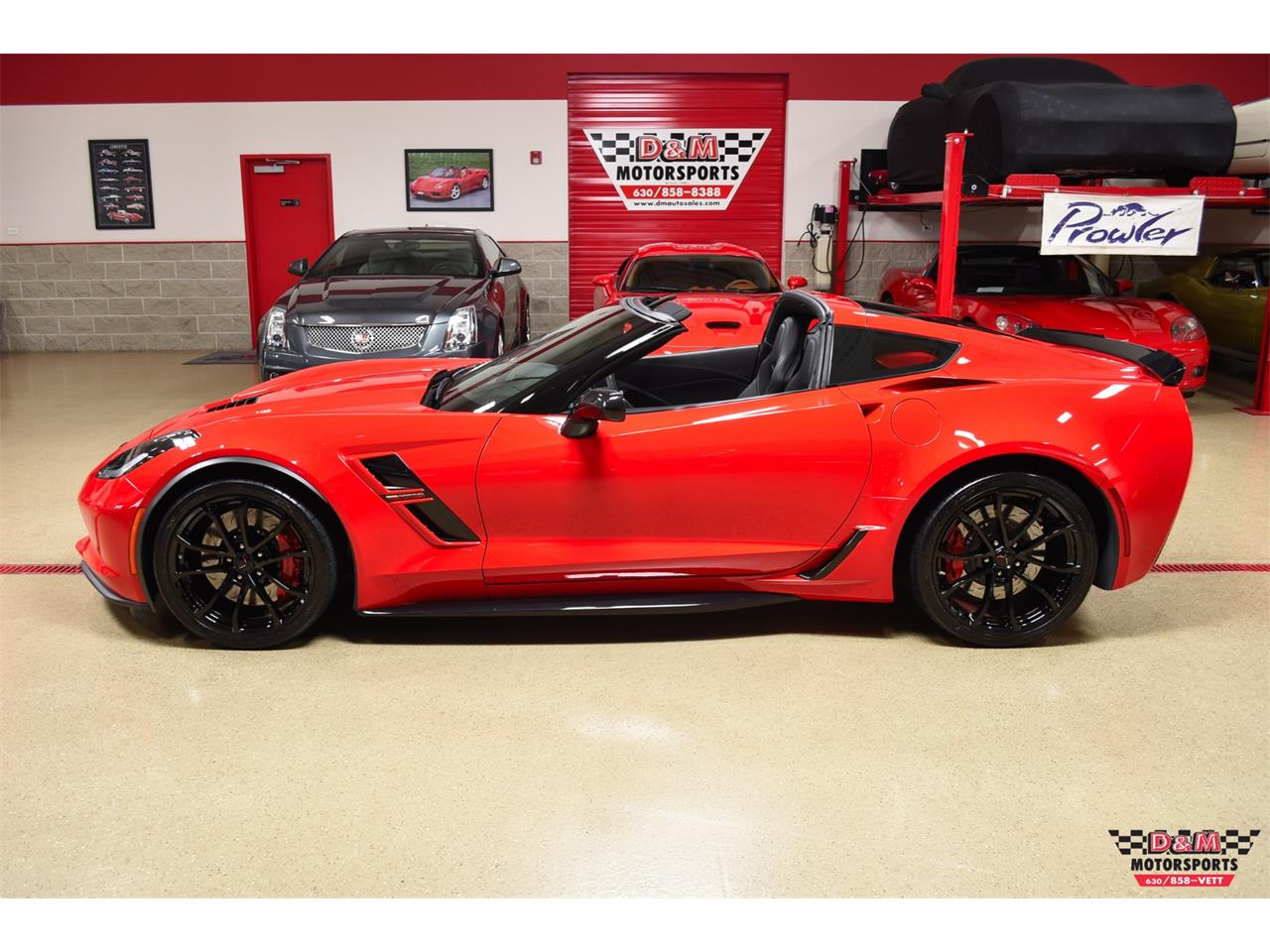 Large Picture of '18 Corvette located in Illinois - PWM3