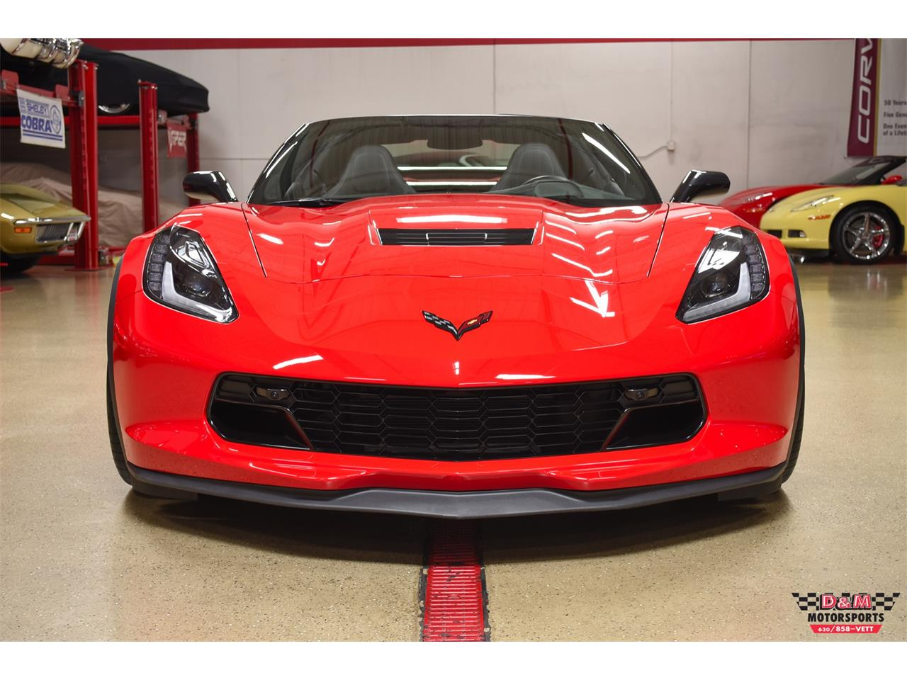 Large Picture of 2018 Corvette located in Glen Ellyn Illinois - $61,995.00 Offered by D & M Motorsports - PWM3