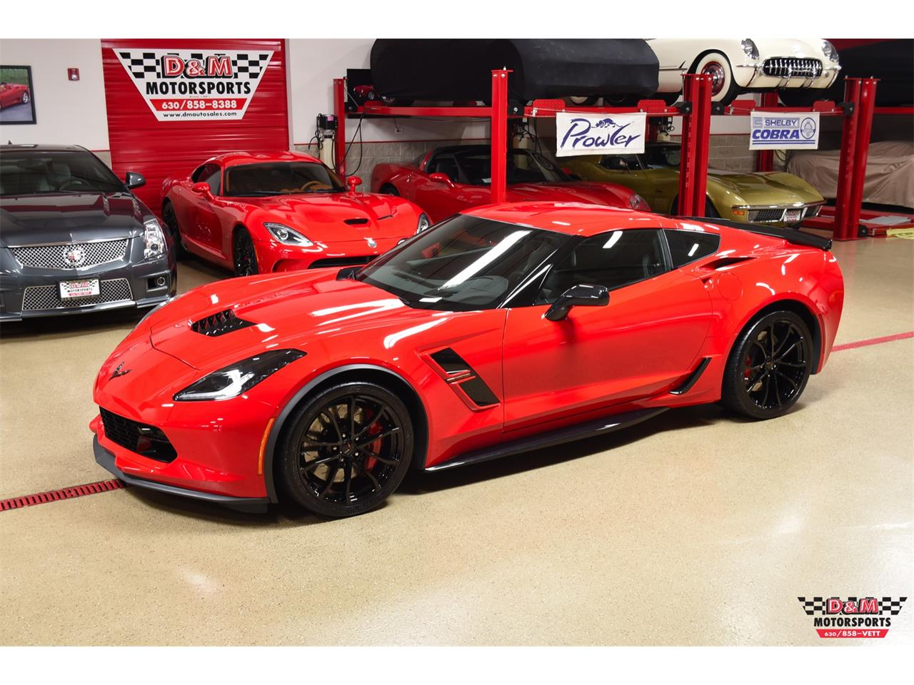 Large Picture of 2018 Chevrolet Corvette Offered by D & M Motorsports - PWM3