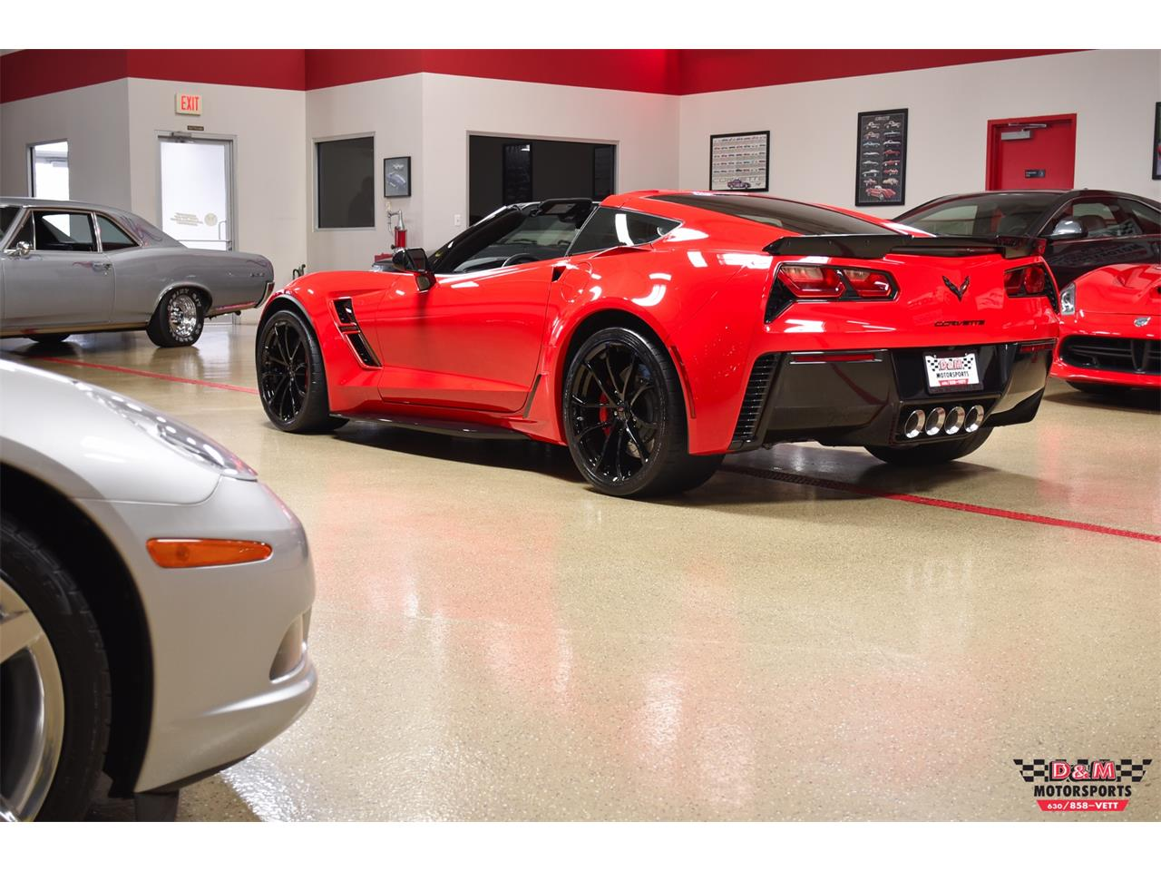 Large Picture of '18 Chevrolet Corvette located in Illinois Offered by D & M Motorsports - PWM3
