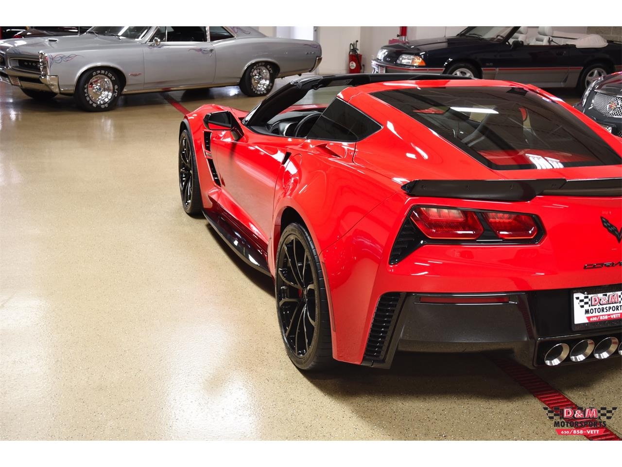 Large Picture of 2018 Corvette - $61,995.00 - PWM3