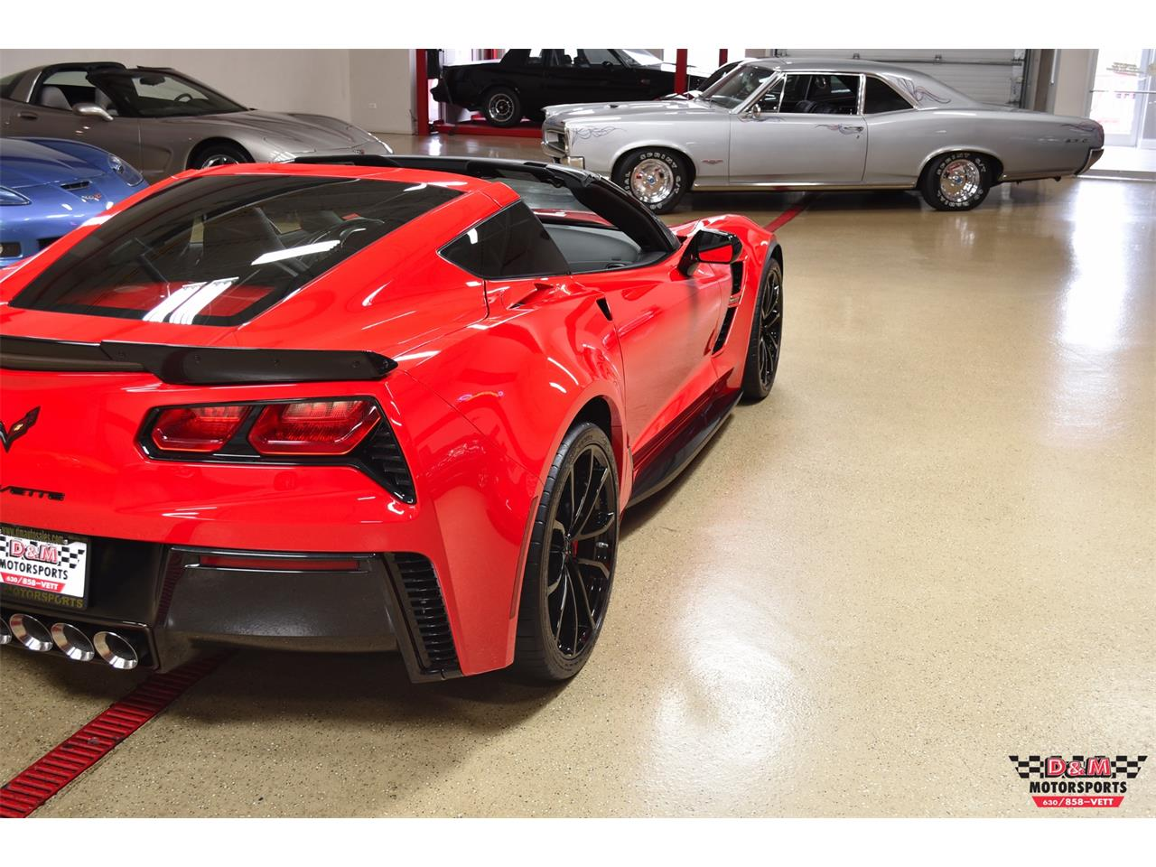 Large Picture of 2018 Corvette Offered by D & M Motorsports - PWM3