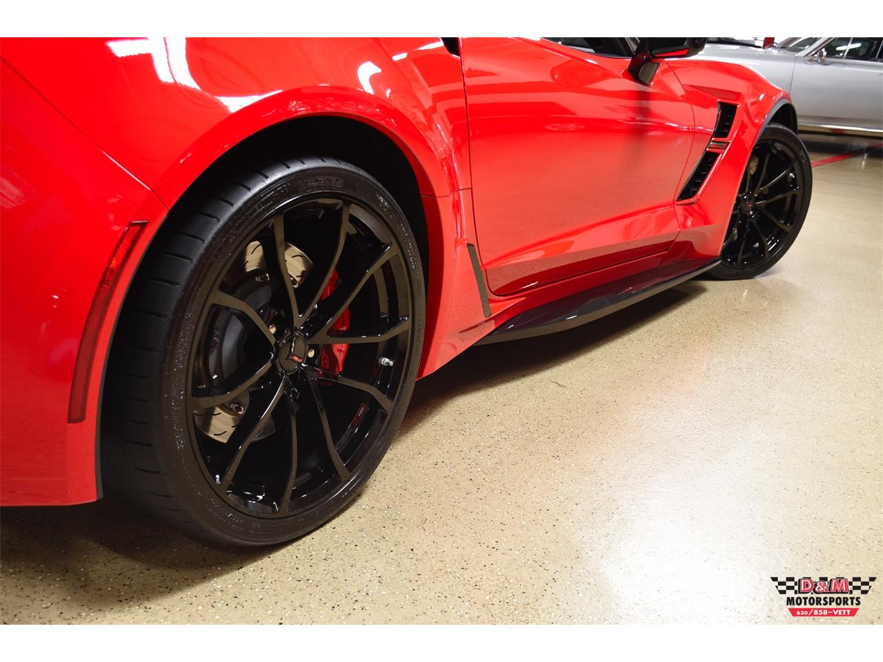 Large Picture of 2018 Corvette located in Illinois - $61,995.00 - PWM3