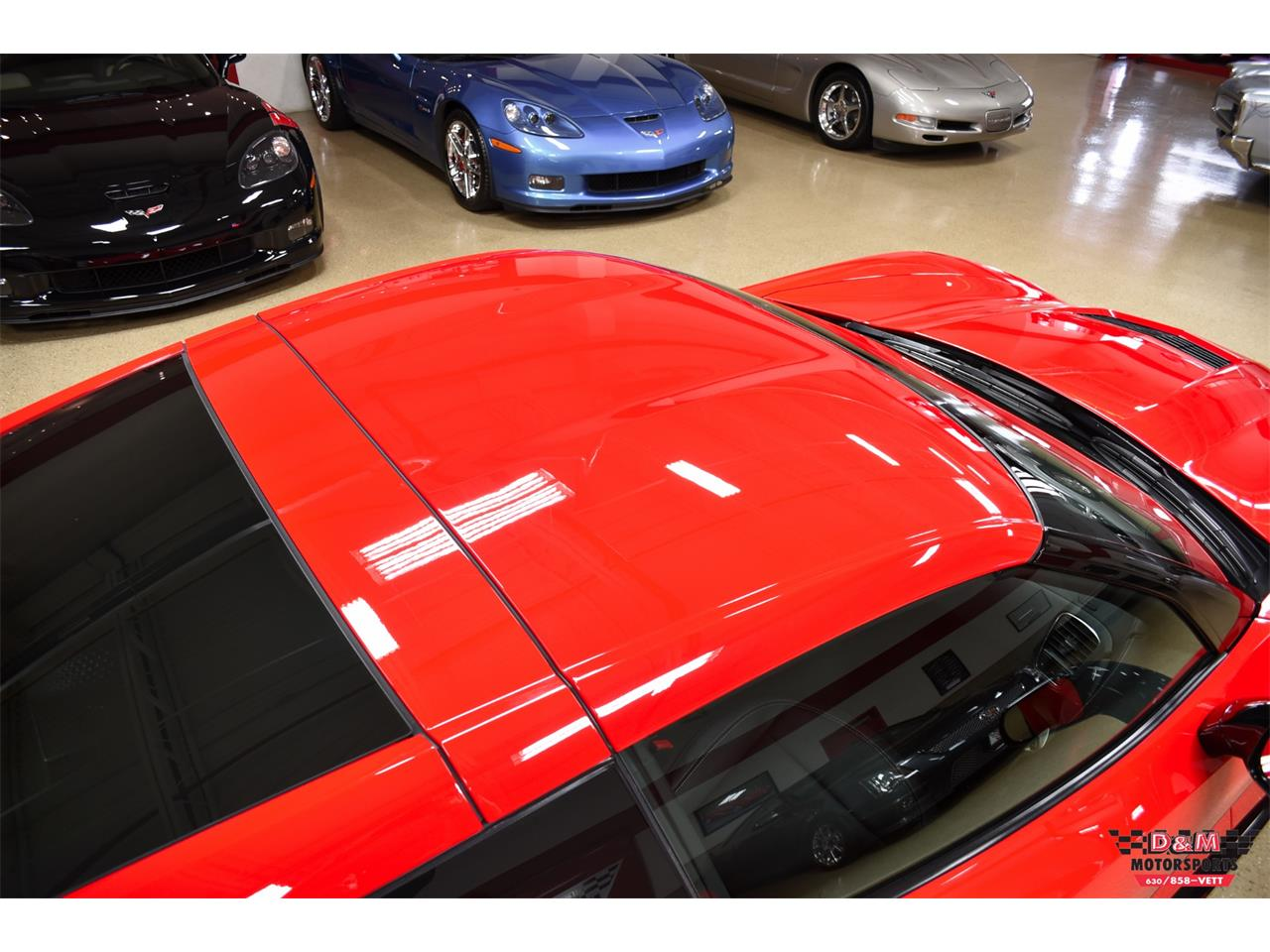 Large Picture of 2018 Chevrolet Corvette located in Glen Ellyn Illinois - $61,995.00 - PWM3