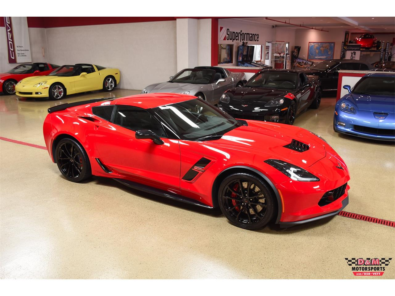 Large Picture of '18 Corvette located in Glen Ellyn Illinois - PWM3