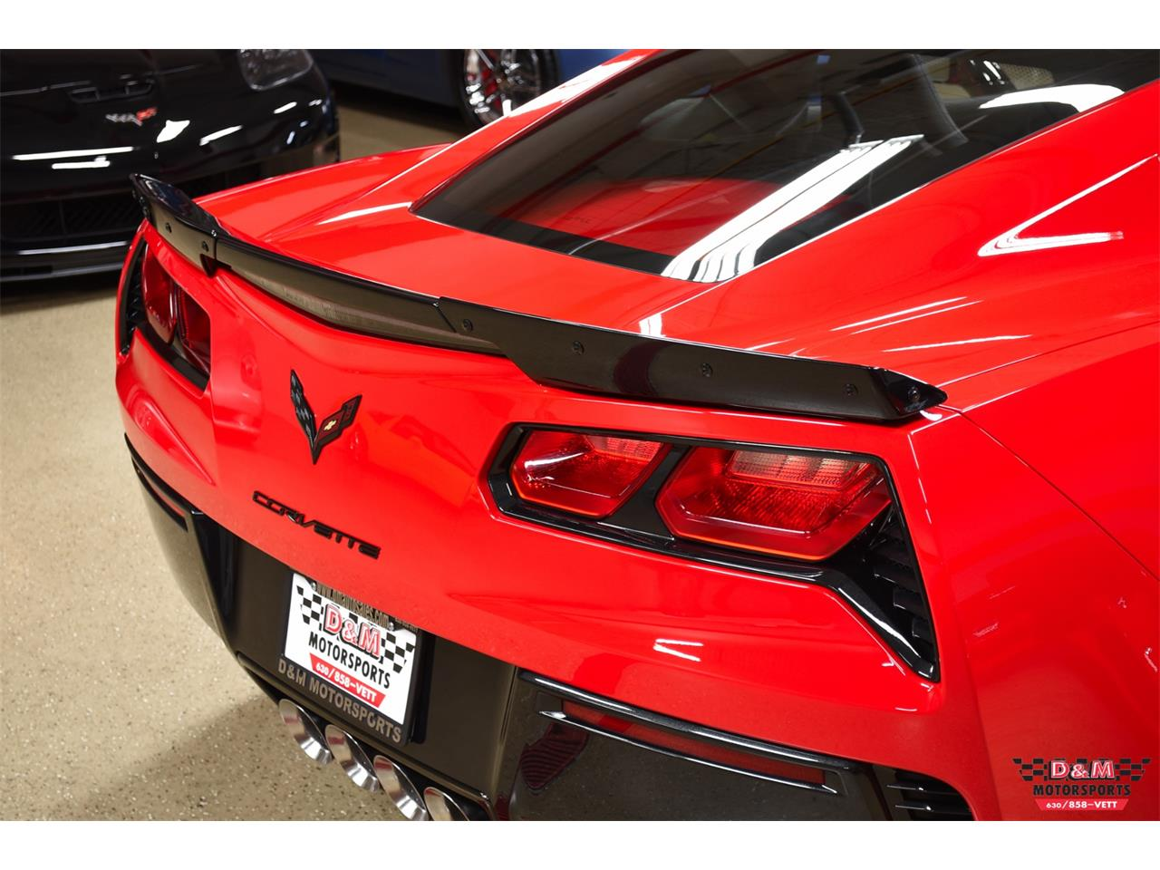 Large Picture of 2018 Chevrolet Corvette located in Glen Ellyn Illinois Offered by D & M Motorsports - PWM3