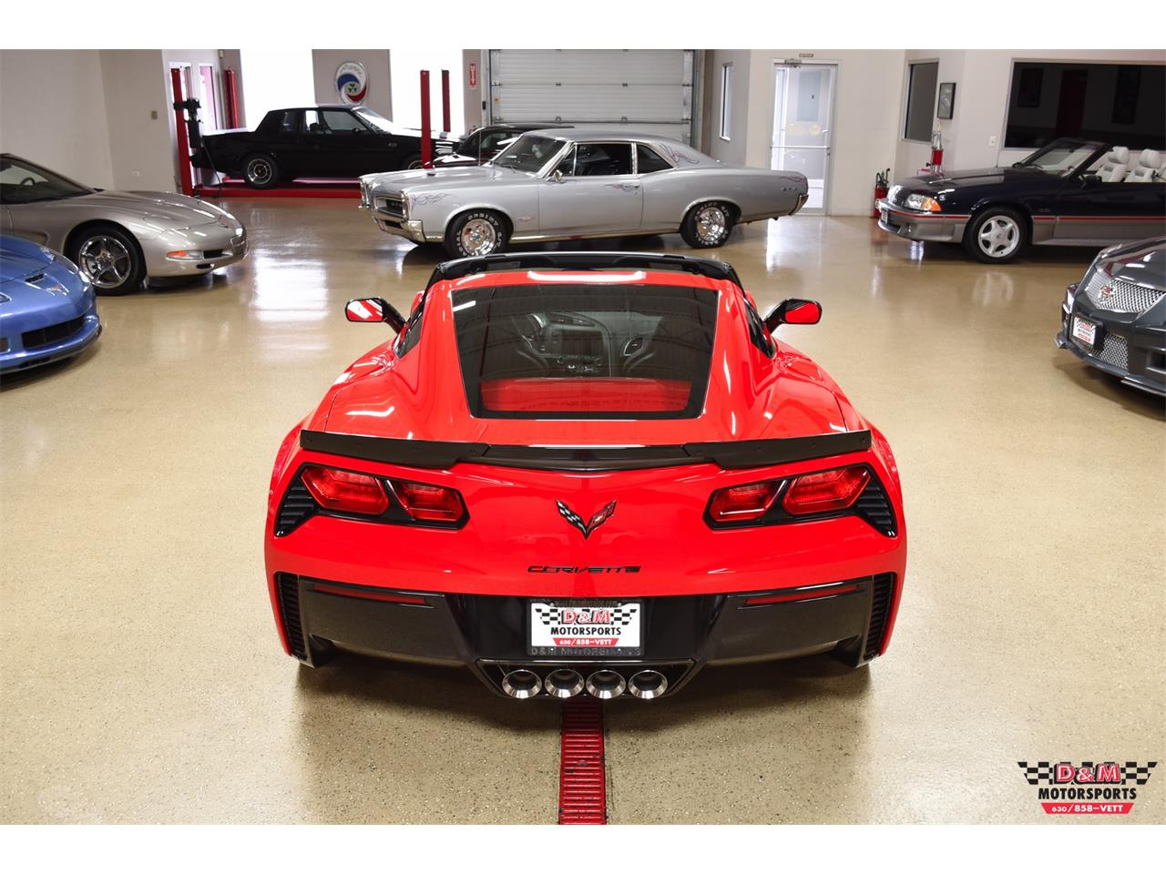 Large Picture of '18 Chevrolet Corvette located in Glen Ellyn Illinois - $61,995.00 Offered by D & M Motorsports - PWM3