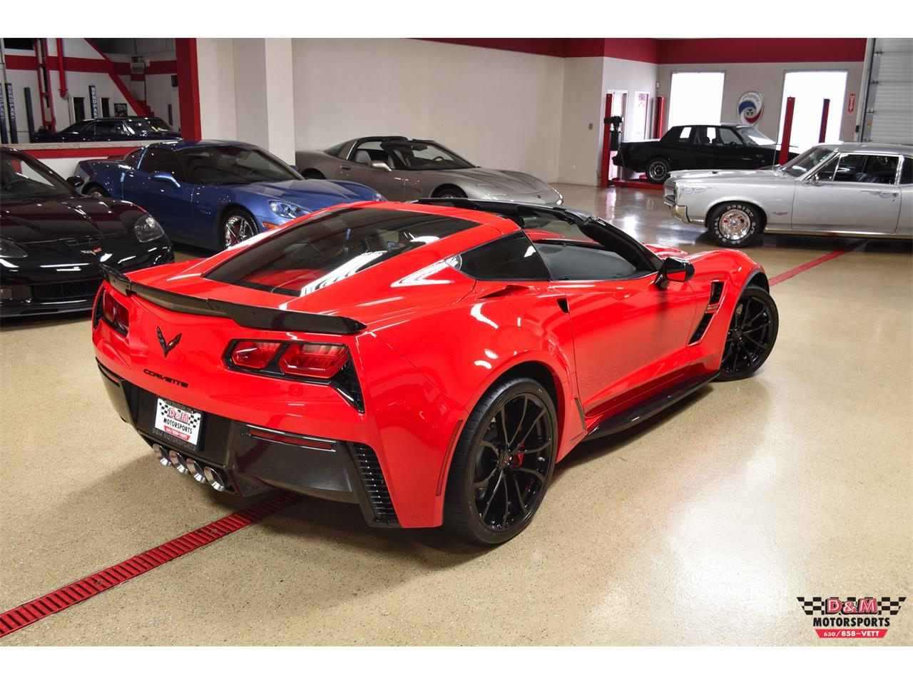 Large Picture of '18 Corvette located in Glen Ellyn Illinois - $61,995.00 - PWM3