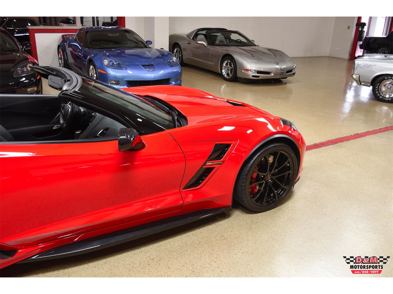 Large Picture of '18 Chevrolet Corvette - $61,995.00 Offered by D & M Motorsports - PWM3