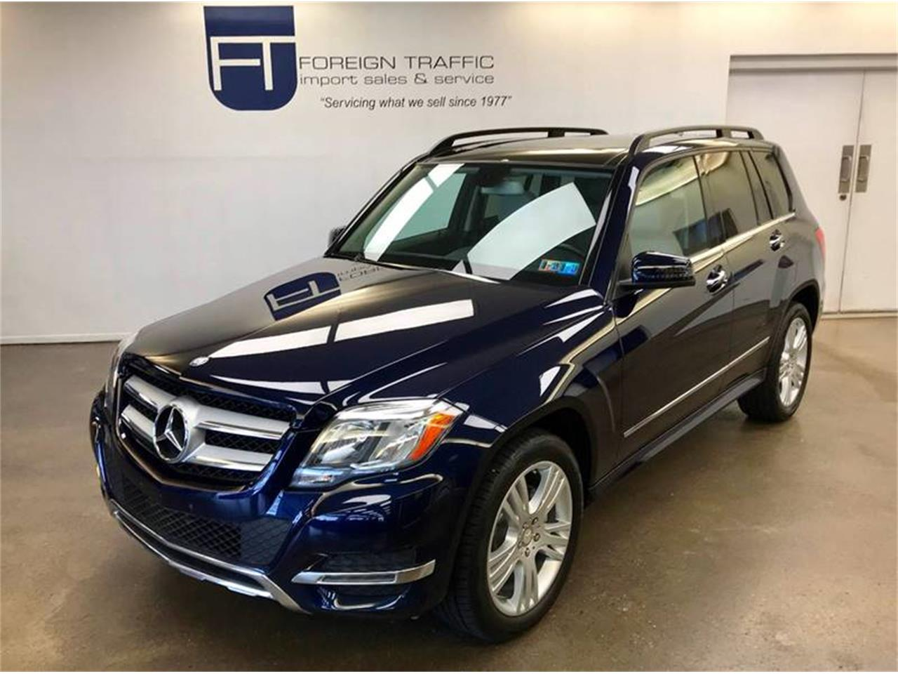 Large Picture of '14 GLK350 - PWM9