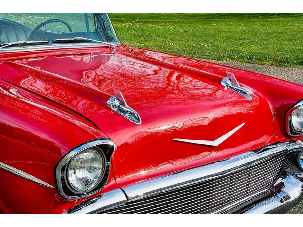 Large Picture of '57 Bel Air - PWMH